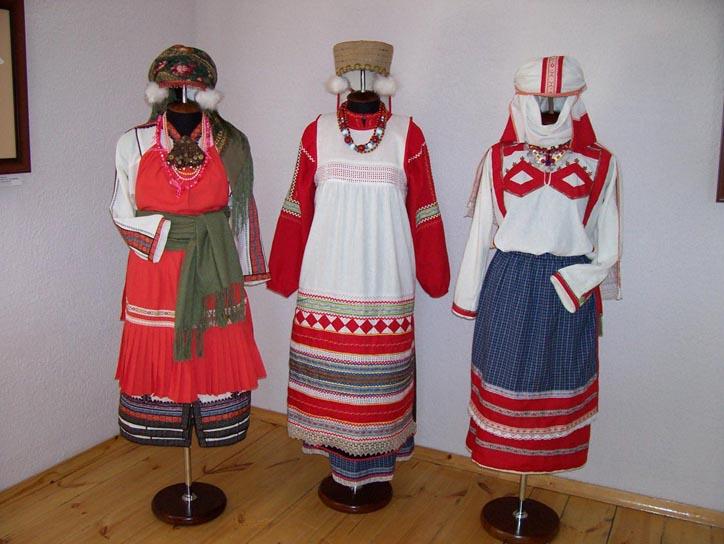 национальная одежда народов самарской области традиции моей семьи